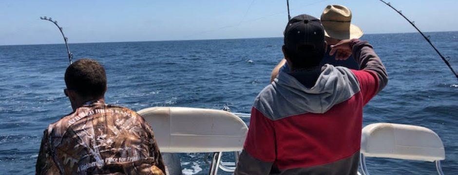 Magdalena Bay Fishing Trip July 2018